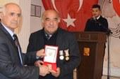 T.B.K son etap Milli Mücadele Madalyaları verildi