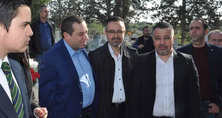 Photo of Taşkın, Sonsal ve Karal törenle anıldı