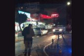 Girne'de bıçaklı kavga: 2 yaralı