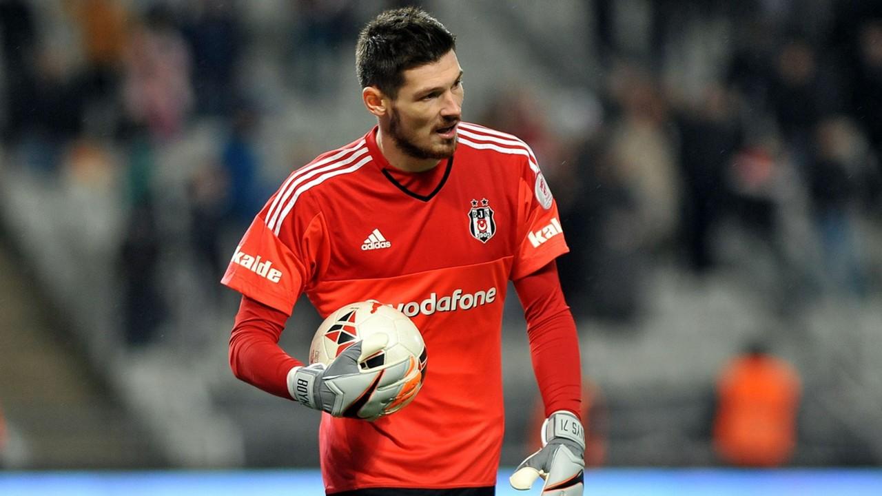 Beşiktaş, Boyko'yu Club Brugge'e kiraladı