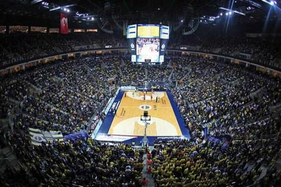 Fenerbahçe Doğuş'un konuğu Baskonia