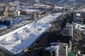 Kuzey Kore ve Güney Kore Kış Olimpiyatları'nda beraber yürüyecek