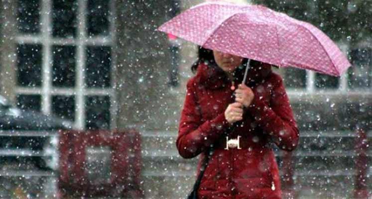 Meteoroloji'den Karla karışık yağmur açıklaması!