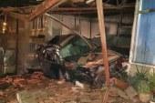 Mağusa'da trafik kazası!
