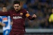 Messi'yi izleme ayrıcalığı