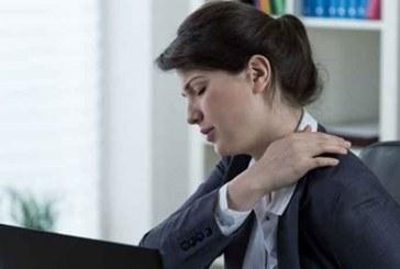 Omuz ağrısı çalışanları vuruyor