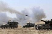 TSK: PKK/PYD'nin barınak ve sığınakları vuruldu