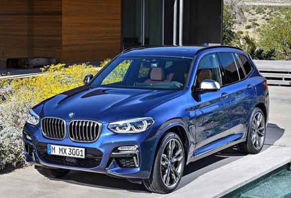 Yeni BMW X3, Çangar Motors'da.