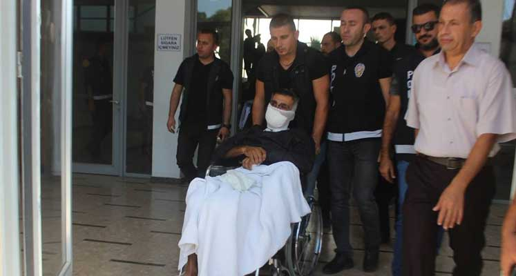 Photo of Hastaneden çıkması mümkün değil