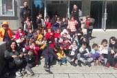 Montessori çocukları bu oyunu çok sevdi