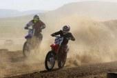 Motocrosslar nefes kesti