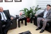 Bayındırlık ve Ulaştırma Bakanı Atakan, Kamu-Sen ile görüştü