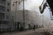 Esad rejimi Doğu Guta'da yine saldırdı: 25 ölü