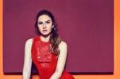 Ece Mumay'ın albüm sevinci