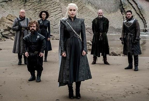 Game of Thrones'un final sezonuna damga vuracak sahne