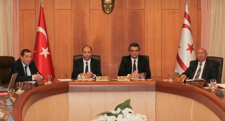 Photo of Hükümet krizi erteledi