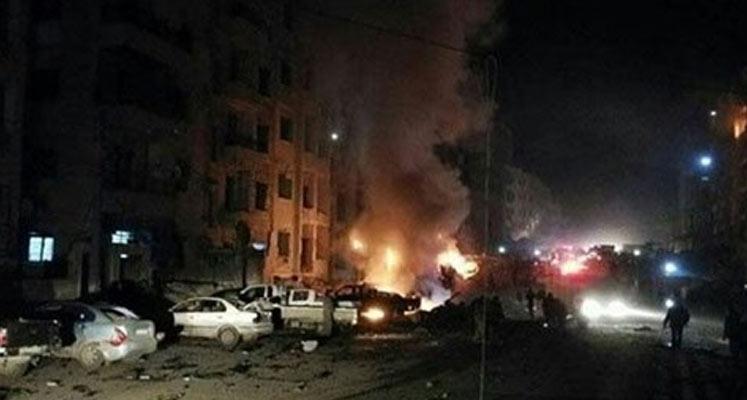 Photo of İdlib'de patlama: 7 ölü