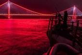 ABD'de donanmasından İstanbul Boğazı paylaşımı