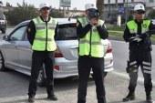 Polisten Girne ve Gazimağusa'da huzur operasyonu