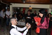 Tavernada aşkın dansı