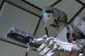 Rusya'nın terminatör robotu görücüye çıktı