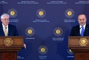 Çavuşoğlu, ABD ile Türkiye arasında alınan kararı açıkladı