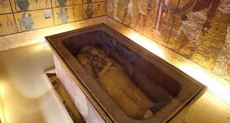 Photo of Tutankamon'un mezarındaki gizli odaların peşine düştüler