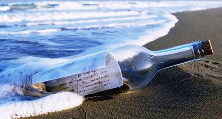 Photo of Avustralya'da dünyanın en eski şişe mesajı bulundu