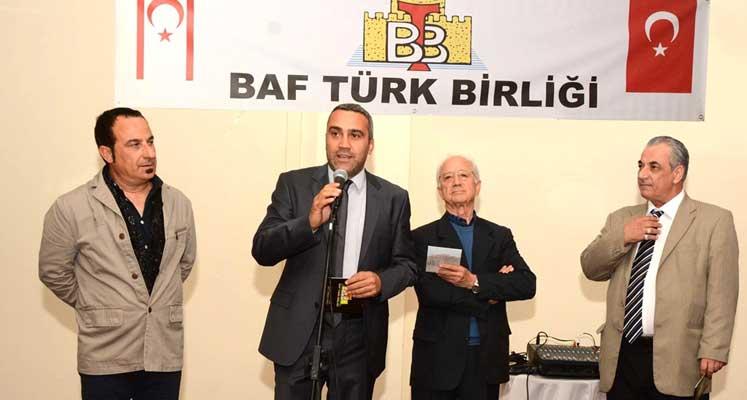 """Biz Baflıyız"""" CD'si tanıtıldı - Havadis Gazetesi   Kıbrıs Haber"""