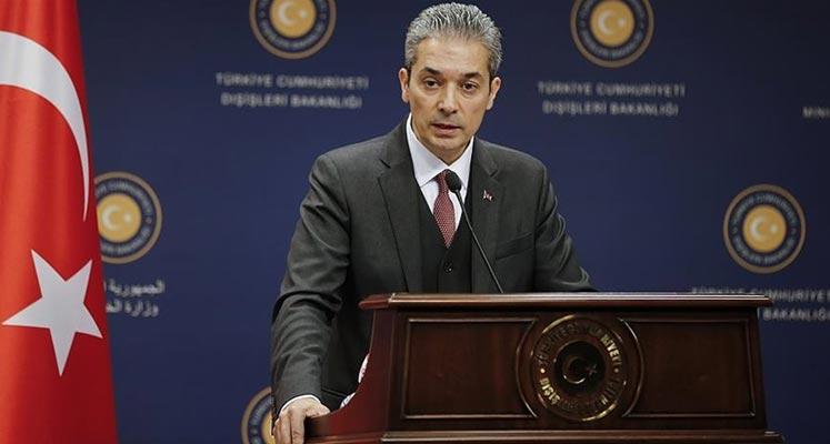 """Photo of Aksoy: """"AB, Kıbrıs konusundaki tarafsızlığını tamamen yitirdi"""""""