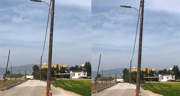 elektrik direği