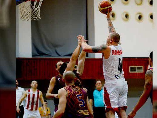 Kıbrıs Vakıflar Bankası Basketbol Süper Lig