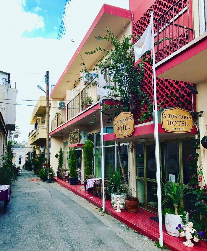 Mağusa Suriçinde -Vintage- Otel