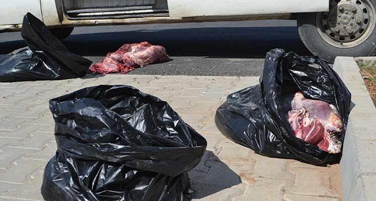 Photo of Kaçak ete 24 bin TL para cezası