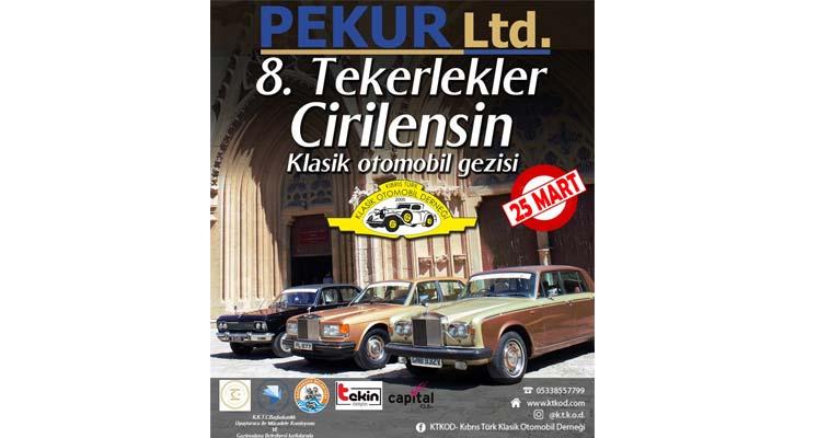 Photo of Klasik Otomobiller yarın Gazimağusa Namık Kemal Meydanı'nda olacak