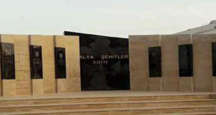 Photo of Bağlarbaşı (Malya) Şehitleri Anıtı'nın açılışı yapıldı
