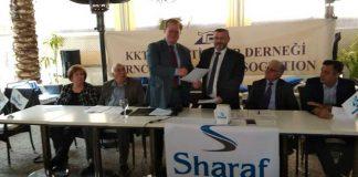 Sharaf Electrostore ile KKTC Tüketiciler Derneği arasında işbirliği