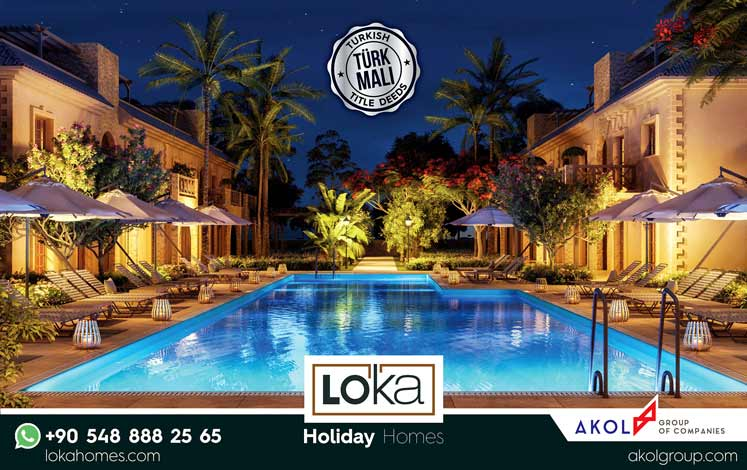 Loka Holiday Homes