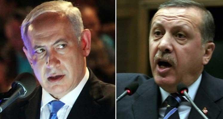 Netanyahu, Erdoğan