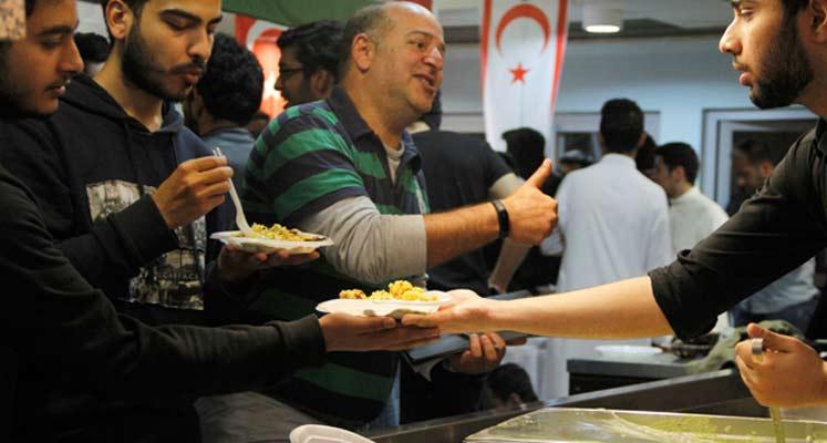 Photo of ODTÜ Kıbrıs'ta Dünya mutfakları bir araya geldi