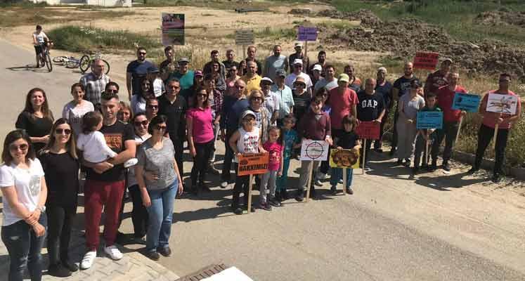 Photo of Yenikent sakinlerinden Gönyeli Belediyesi için suç duyurusu