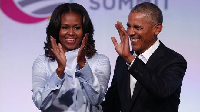 Photo of Barack ve Michelle Obama Netflix için program yapacak