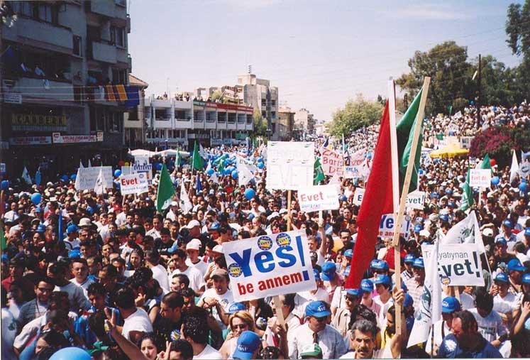 Photo of Demokrat Parti'ye tekâmül etme ve 2003 Barış Yılı