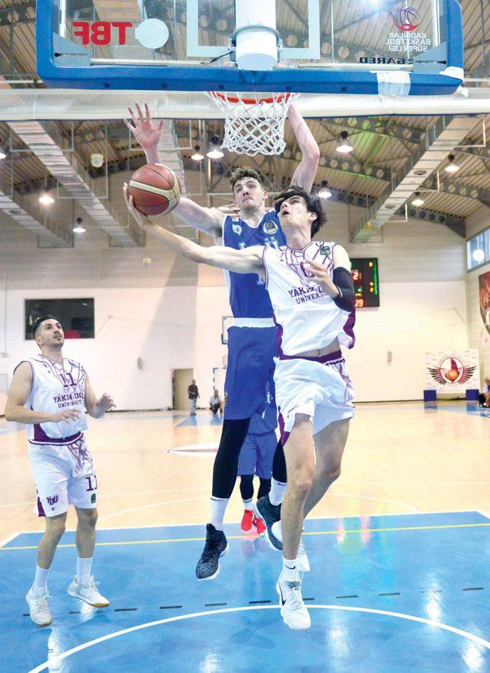 yakındoğu basketbol