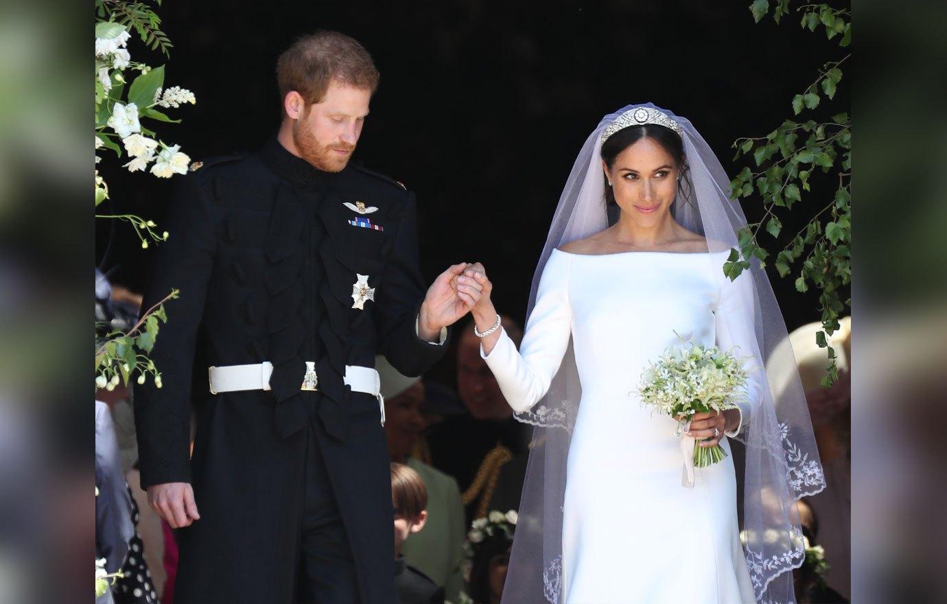 Photo of Kraliyet düğününden izlenme rekoru
