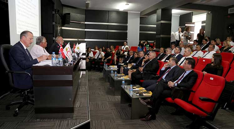 Photo of Vakıflar Bankası Genel Kurulu Toplandı