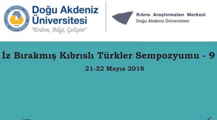 Photo of Dokuzuncusu düzenlenen, İz Bırakmış Kıbrıslı Türkler Sempozyumu