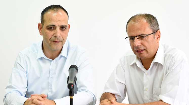 Photo of Harmancı, Kıbrıs Türk Gazeteciler Birliği'ni ziyaret etti