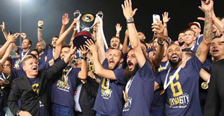 Photo of Apoel'den üst üste gelen 6. şampiyonluk