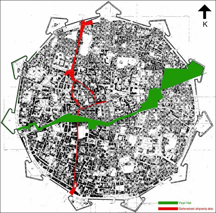 Photo of Bölünmüş kent – Bölünmüş alışveriş*
